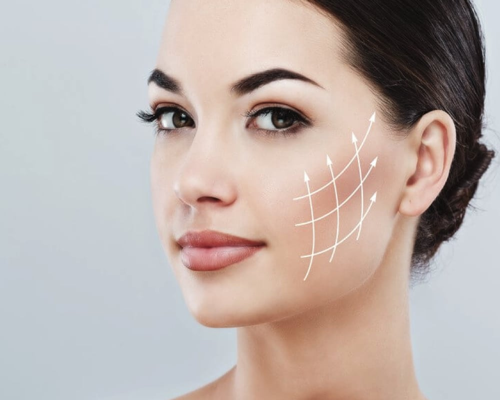 image of Bichat balls facial cosmetic surgery clinic rebirth