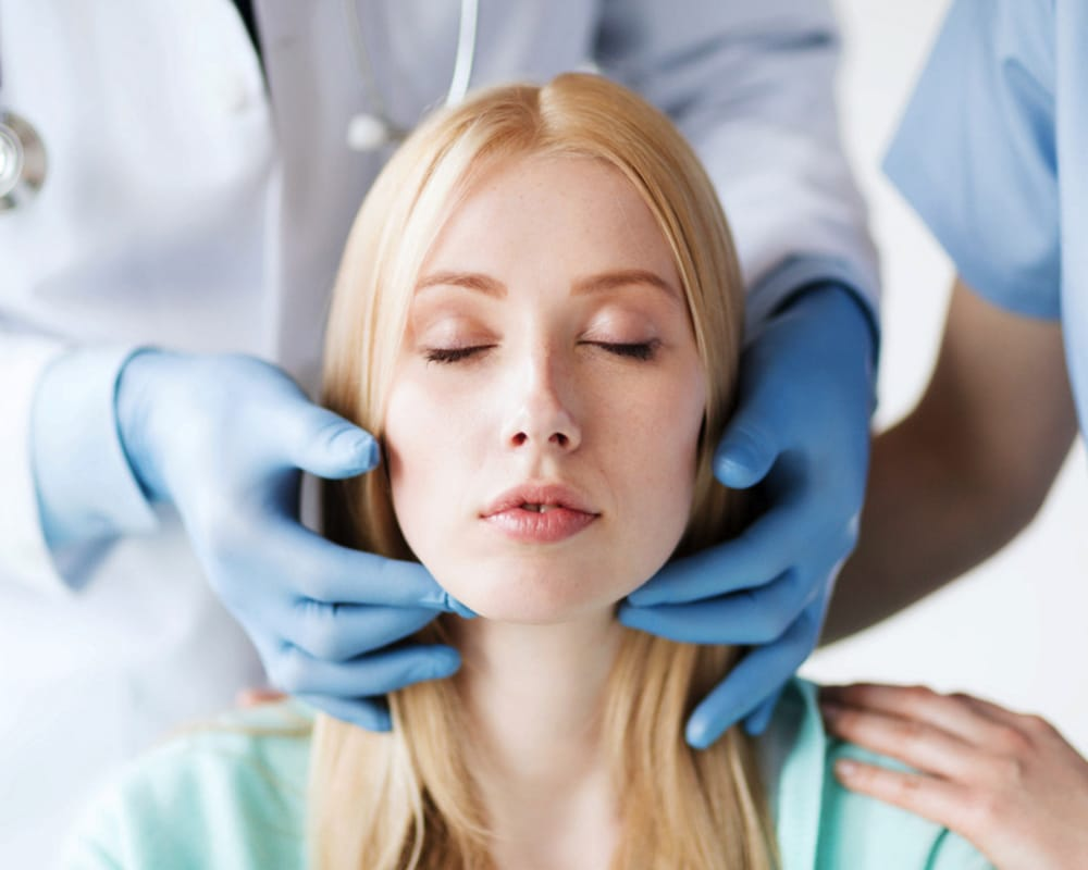 image of mentoplasty facial cosmetic surgery clinic rebirth